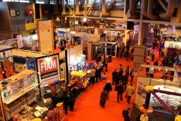 This year's edition of the Euro Attractions Show was one of the busiest and qualitative of all time according to a lot of companies exhibiting.