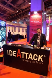 Dan Thomas, President and CEO of IDEATTACK.