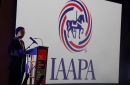 IAAPA President Paul Noland at the Opening Ceremony.