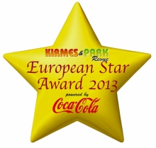 The European Star Awards 2013 have been bestowed during the Euro Attractions Show.