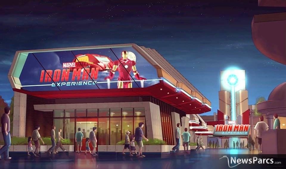 [Parc Walt Disney Studios] Avengers Campus (2021) > infos en page 1 IMG001