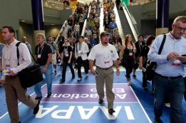 More than 26000 attendees are expected at the Orange County Convention Center from November 18 to 22.