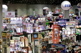 The exhibit space will be the largest in 10 years with over 1100 companies