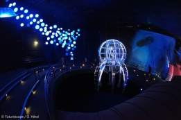 JoraVision designed the pre-show of ''The Little Prince 4-D'' at Futuroscope.