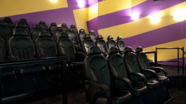MediaMation installs a turnkey 4D motion effects theater at Ripley's Believe It or Not! in Baltimore