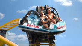 Santa Cruz Beach Boardwalk selects Maurer Söhne for a Spinning Coaster to open in 2013