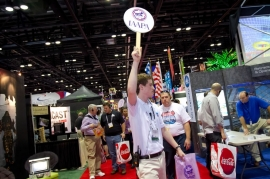 IAAPA will once again organize guided trade show floor tours