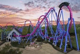 Kings Island has entrusted Swiss consulting engineering firm Bolliger & Mabillard (B&M) with the designing of Banshee.