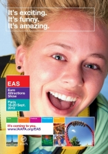 NewsParcs is a supporting publication of EAS 2013.