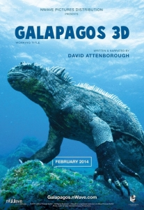 nWave Pictures acquired worldwide giant screen distribution rights of Galapagos 3D.