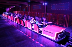 Walibi Belgium also recorded sales growth of 14% in August after the opening of the refurbished roller coaster 'Psyké Underground'.