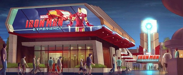 Hong Kong Disneyland to introdoce Iron Man Experience